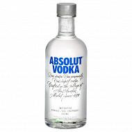 Asolut vodka 35cl 40%vol