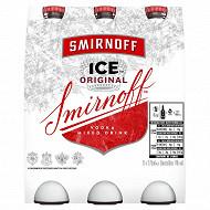 Smirnoff ice pack 6 x 27.5cl 4% vol