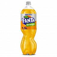 Fanta zéro orange 1,5l