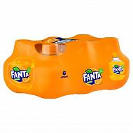 Fanta orange 6x25cl