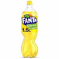 Fanta citron frappé 1,5l