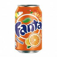 Fanta orange boite 33cl