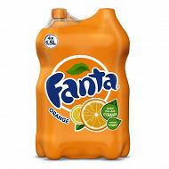Fanta splash orange pet 4x1.5l