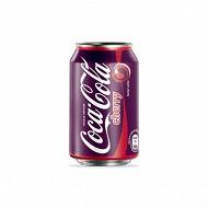 Coca-Cola cherry boîte 33cl