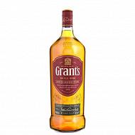 Grant's triple wood 1.5L 40%vol