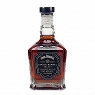 Jack daniel's single barrel 70cl 45%vol
