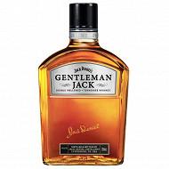 Gentleman jack bourbon 70cl 40%vol
