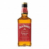 Jack daniel's tennessee fire 70cl 35%vol