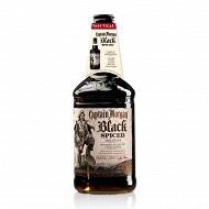 Captain morgan black spiced 70cl 40%vol