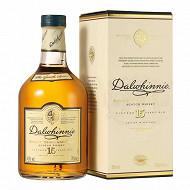 Dalwhinnie whisky 15 ans 70cl 43%vol étui
