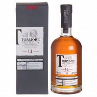 Tormore whisky 14 ans 70cl 43%vol