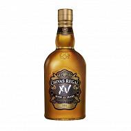 Chivas regal XV whisky etui or 70cl 40%vol