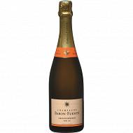 Champagne Demi-Sec Baron-Fuenté Grande Réserve 12.5% Vol.75cl