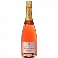 Champagne Rosé Brut Dolores Baron Fuenté 12.5% de Vol. 75cl