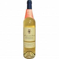 Monbazillac blanc moelleux marquise du bailly ccadt 75cl 13.5%