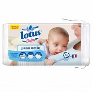Lotus baby maxi coton peau nette x85