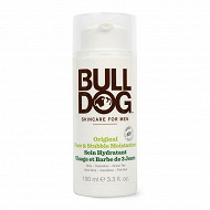 Bulldog hydratant visage et barbe de 3 jours original 100ml