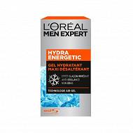 Men Expert gel hydra energetic maxi désaltérant gel flacon pompe 50ml