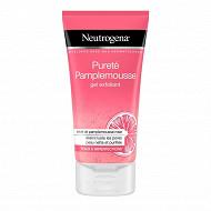 Neutrogena visibly clear nettoyant exfoliant pamplemousse rose 150ml