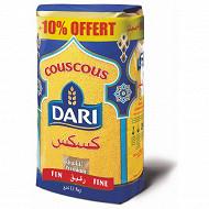 Dari couscous  fin 1 kg + 10 %