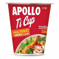 Apollo nouilles ti cup poulet 60g