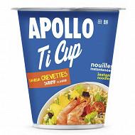 Apollo nouilles ti cup crevettes 60g