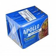 Apollo nouille crevette 85g 4+1