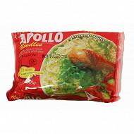 Apollo nouille déshydratée arôme poulet 85g