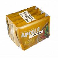 Apollo nouille curry 425g 4+1