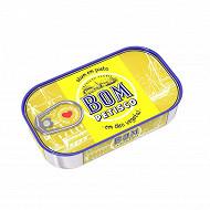 Bon pestico thon huile végétale 120g