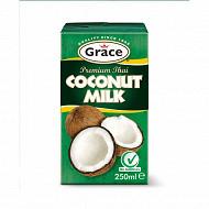 Grace lait de coco tetra 250ml