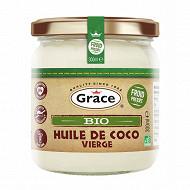 Grace huile de coco bio 300 ml