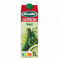 Alvalle gazpacho vert brique 1l