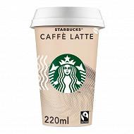 Starbucks boisson lactée au café arabica 220 ml