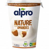 Alpro nature soja aux amandes 500g