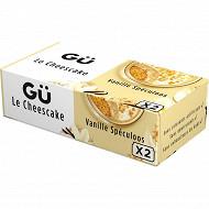 Gu cheesecake au speculoos 2x80g