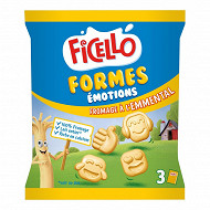 Ficello formes emmental x3