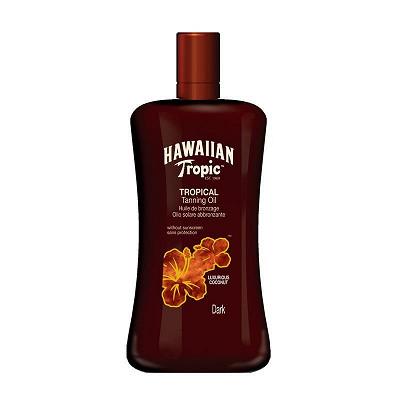 Hawaiian Tropic Hawaiian Tropic huile de bronzage noix de coco 200ml
