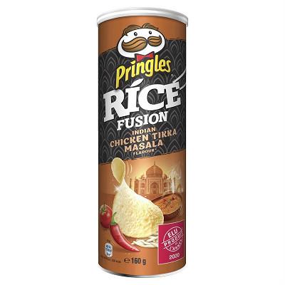 Pringles Pringles rice fusion indian tandoori chicken masala 160g