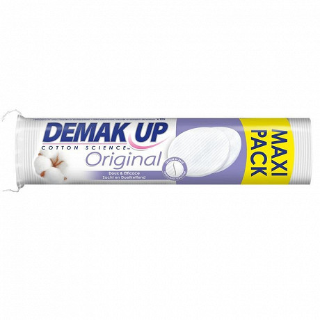 Demak'Up coton démaquillant disques original x105 maxi pack