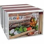 Flam'Up allumettes cuisine 3x240