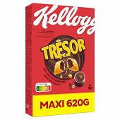 Kellogg's trésor chocolat noisette 620g