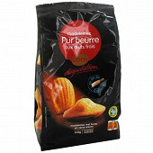 Cora dégustation madeleines coquilles pur beurre 330g