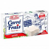 Carré Frais nature 15% mg 8 portions 200g