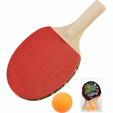 Lot 5 pièces tennis de table (ping-pong)