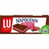 Napolitain signature chocolat framboise 174g