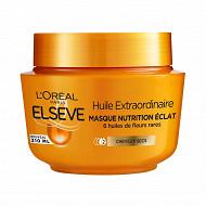 Elseve masque huile extraordinaire cheveux secs normaux 310ml