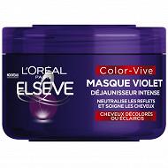Elseve color vive masque violet 250ml