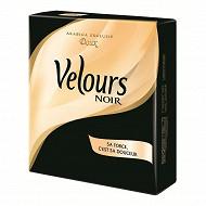 Velours noir 2x250g
