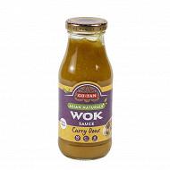 Go tan sauce wok curry doux 240 ml